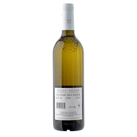 Vino Pinot Blanco de Terlano DOC 2016 Abadía Muri Gries s2