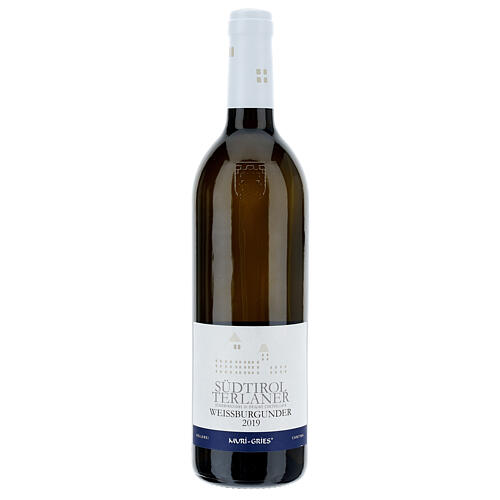Vino Pinot Blanco de Terlano DOC 2019 Abadía Muri Gries 1