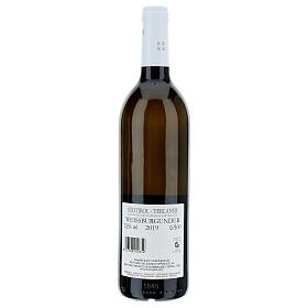 Vin Pinot blanc de Terlano DOC 2019  Abbaye Muri Gries s2