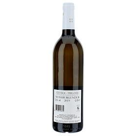 Vino Pinot Bianco di Terlano DOC 2019 Abbazia Muri Gries 750 ml s2