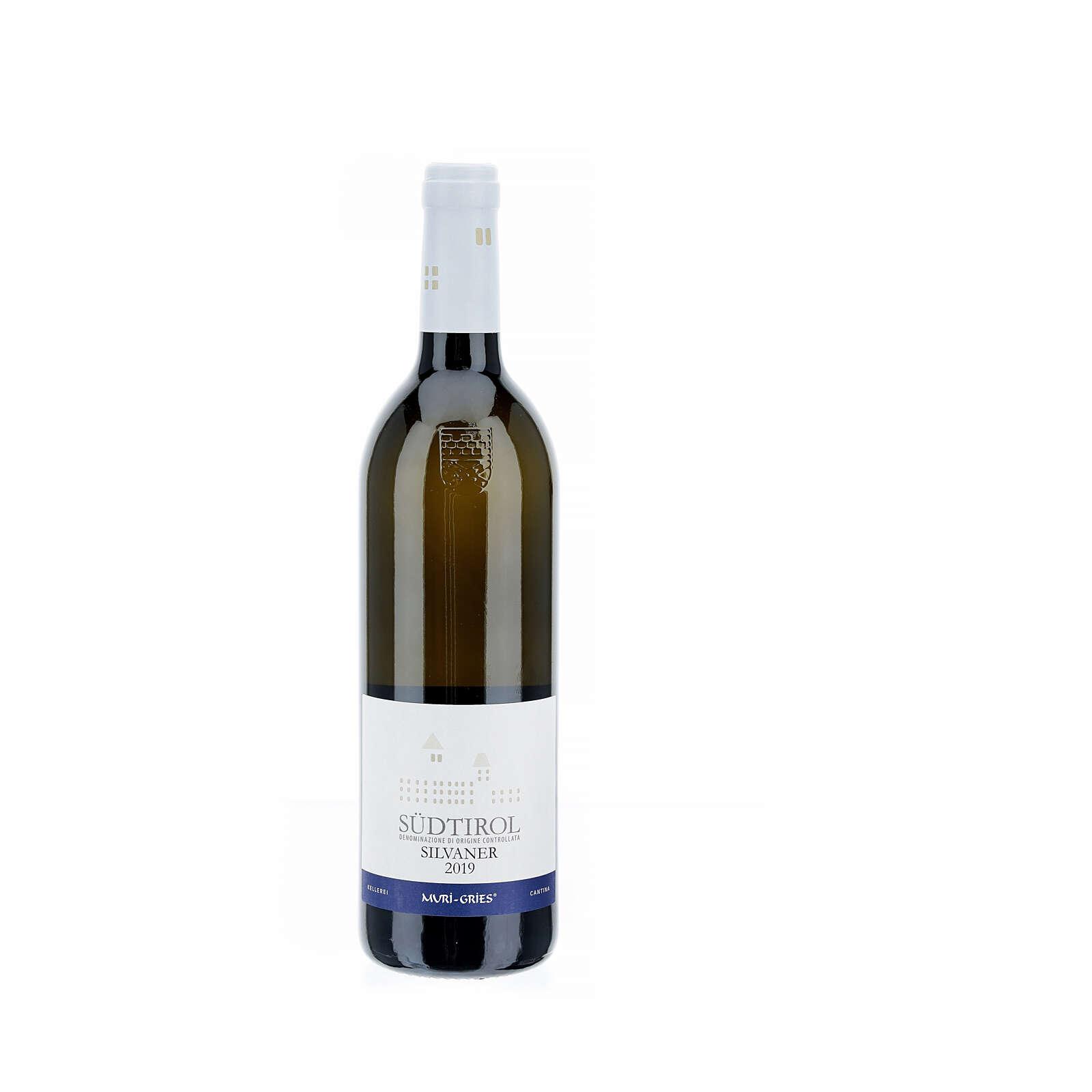Silvaner Wein DOC Abtei Muri Gries 2019 3