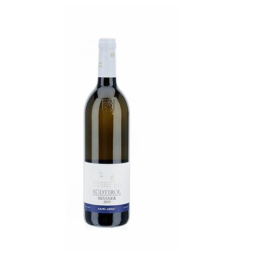 Silvaner DOC 2019 wine Muri Gries Abbay 1