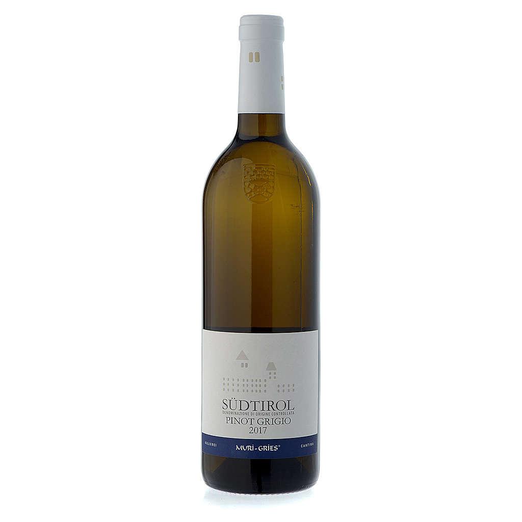 Pinot Grigio DOC 2017 wine Muri Gries Abbay 3