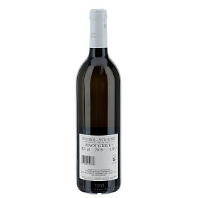 Vino Pinot Gris DOC 2019 Abadía Muri Gries s2