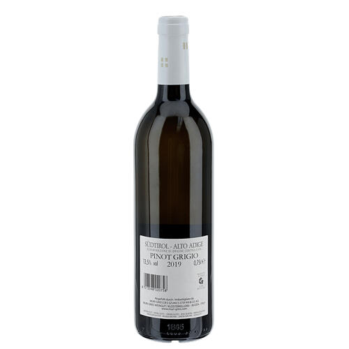 Vin Pinot Gris DOC 2019 Abbaye Muri Gries 2
