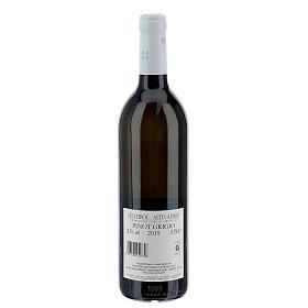 Vino Pinot Grigio DOC 2019 Abbazia Muri Gries 750 ml s2