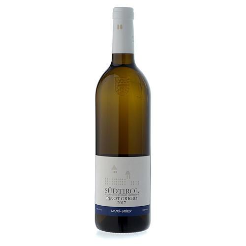 Vino Pinot Grigio DOC 2017 Abbazia Muri Gries 750 ml 1