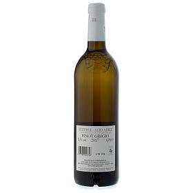 Vinho Pinot Grigio de Terlano DOC 2017 Abadia Muri Gries 750 ml s2