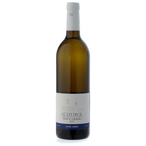 Vinho Pinot Grigio de Terlano DOC 2017 Abadia Muri Gries 750 ml 1