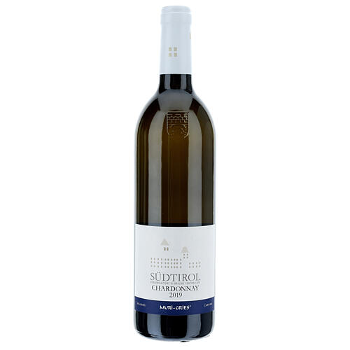 Chardonnay DOC 2019 wine Muri Gries Abbey 1