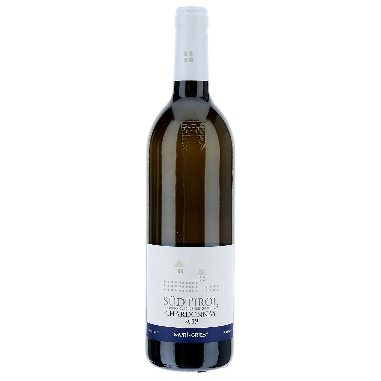 Wino Chardonnay DOC 2019 Abbazia Muri Gries 750 ml 3