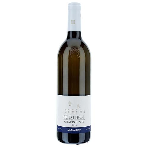 Wino Chardonnay DOC 2019 Abbazia Muri Gries 750 ml 1
