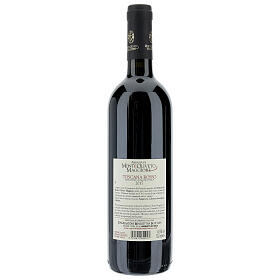 Tuscany red wine 2017 Monte Oliveto Abbey 750 ml s2