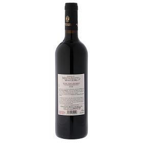 Vin de Toscane rouge 2016 Abbaye Monte Oliveto 750 ml s2