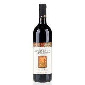 Vino Toscana Rosso 2009 Abbazia Monte Oliveto 750 ml s1