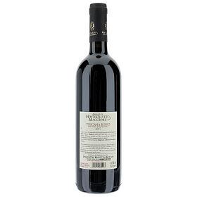 Wino Toskańskie czerwone 2017 Abbazia Monte Oliveto 750 ml s2