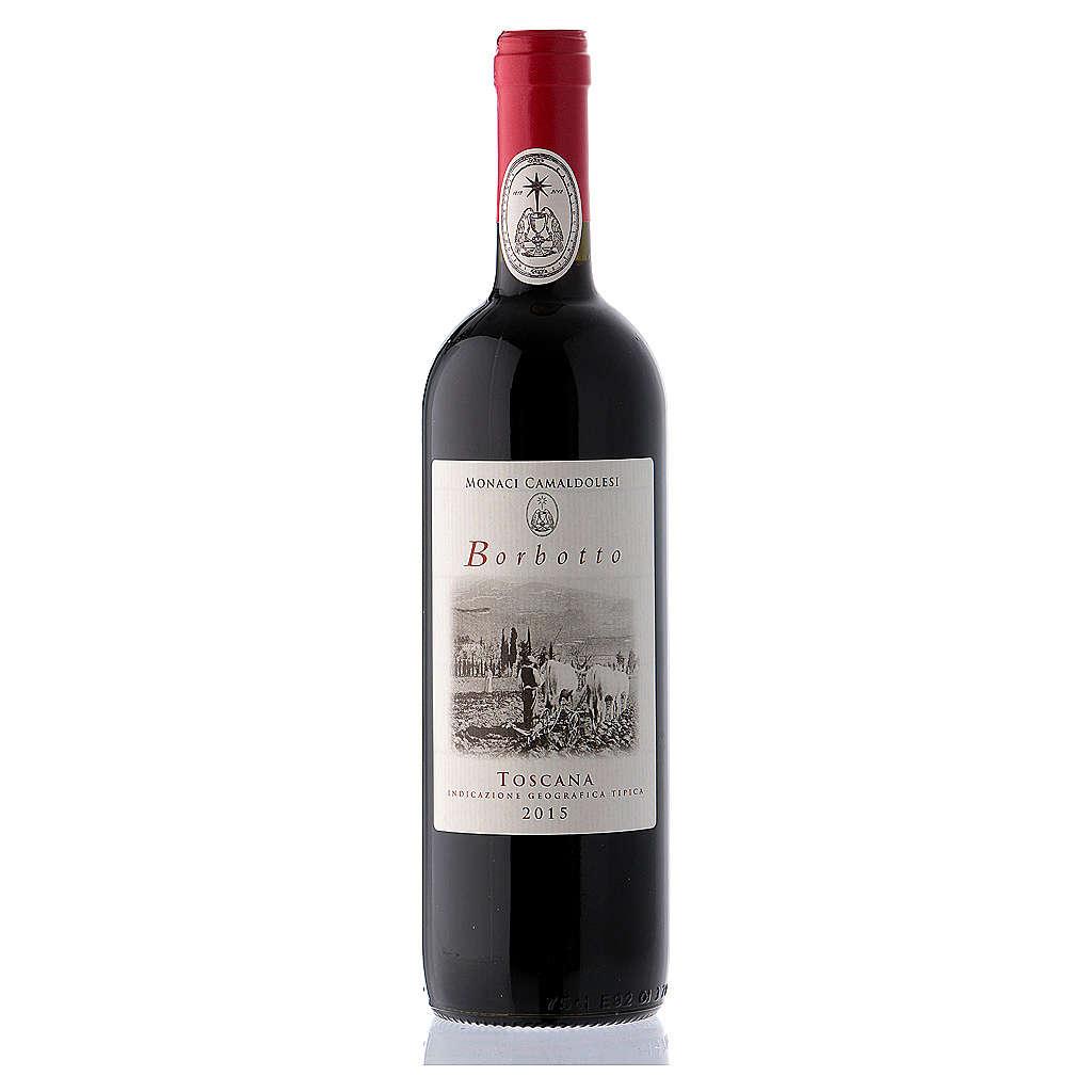 Vino rosso toscano Borbotto 750 ml. 2015 3