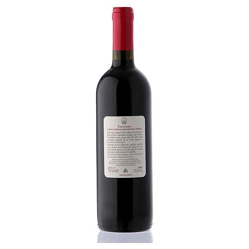 Vino rosso toscano Borbotto 750 ml. 2015 2