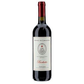 Wina białe i czerwone: Wino czerwone toskańskie Borbotto 750 ml 2016