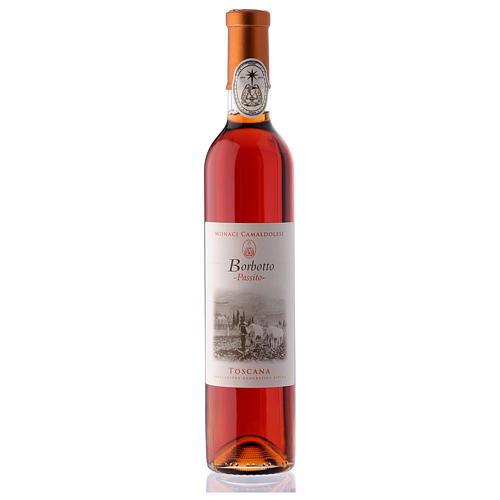 Vinho passito toscano Borbotto 500 ml 1