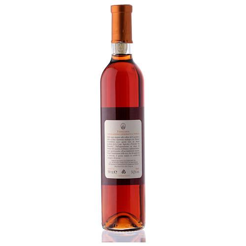 Vinho passito toscano Borbotto 500 ml 2