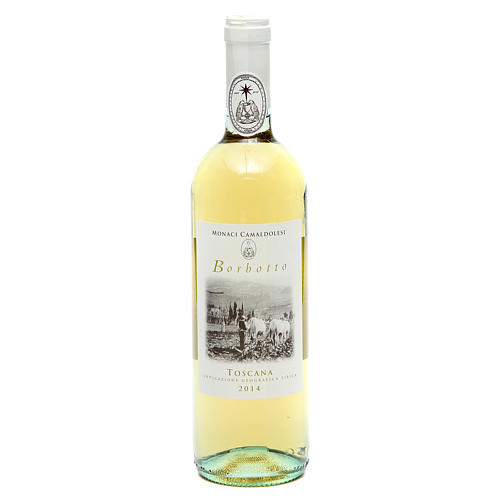 Vino blanco Toscano Borbotto 750 ml, 2014 1