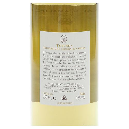 Vino blanco Toscano Borbotto 750 ml, 2014 2