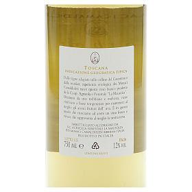 Vino bianco toscano Borbotto 750 ml. 2014 s2
