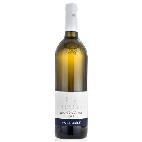 Traminer Aromatico DOC 2011 Abbazia Muri Gries 750 ml 1