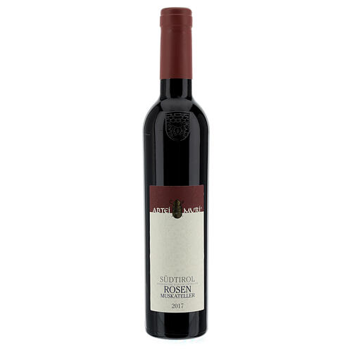 Vin Moscato rosé 2017 Abbaye Muri Gries 375 ml 1