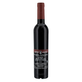 Wino Moscato rosa DOC 2015 Abbazia Muri Gries 375 ml s3