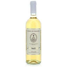 Vinos de monasterio: Vino blanco Toscano Borbotto 750 ml. 2015