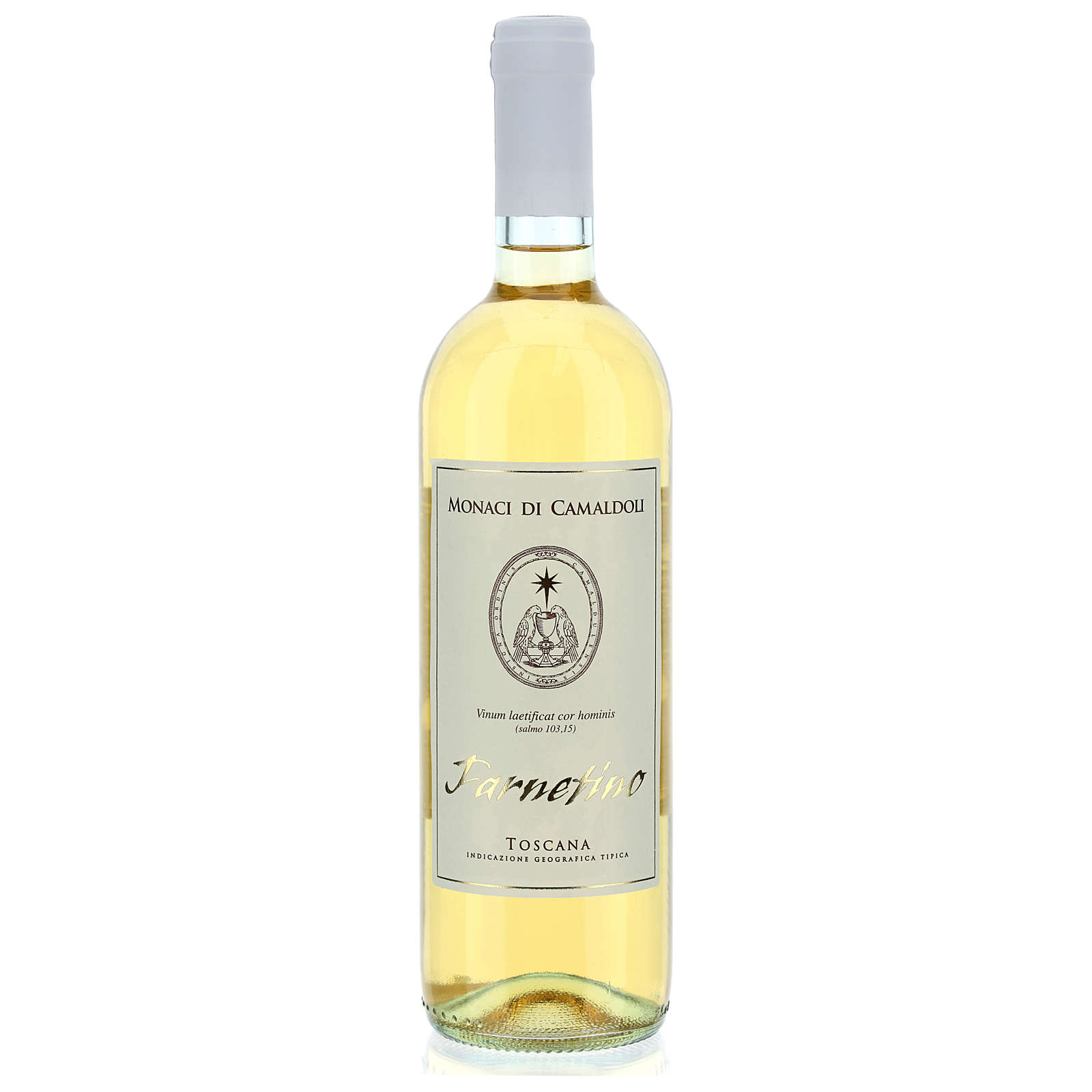 Vin blanc de Toscane Bordotto 750 ml 2015 3
