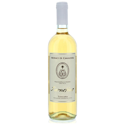 Vino bianco toscano Borbotto 750 ml. 2017 1