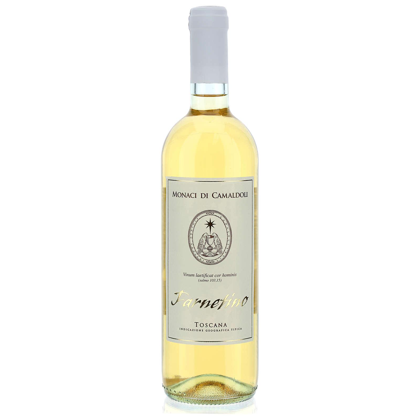 Wino białe toskańskie Borbotto 750 ml 2015 3