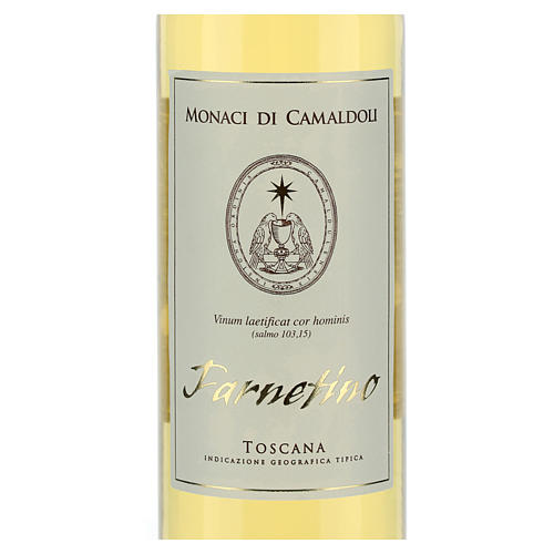 Wino białe toskańskie Borbotto 750 ml 2015 2