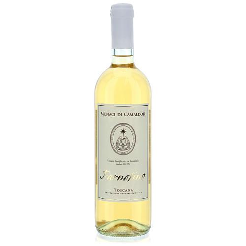 White Tuscan whine Borbotto 750 ml. 2015 1