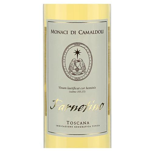 White Tuscan whine Borbotto 750 ml. 2015 2
