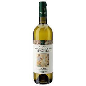 Vin blanc de Toscane 2016 Abbaye de Mont Oliveto 750 cl s1