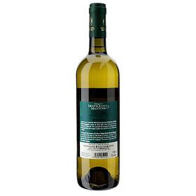 Vin blanc de Toscane 2016 Abbaye de Mont Oliveto 750 cl s2
