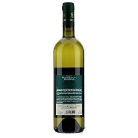 Vin blanc de Toscane 2019 Abbaye de Mont Oliveto 750 cl s2