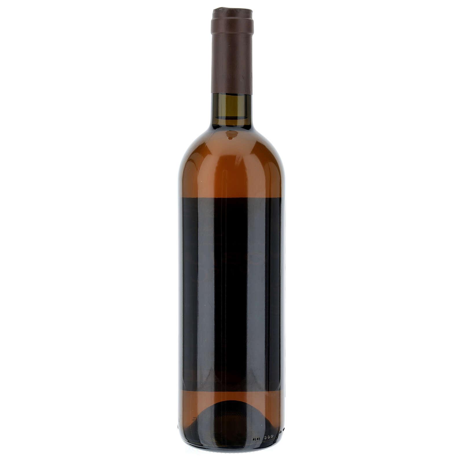 Vino Coenobium Ruscum bianco Vitorchiano 750 ml vend 2019 3