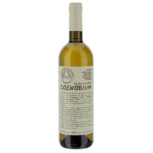 Vino Coenobium blanco Vitorchiano 750 ml  vendimia 2019 1