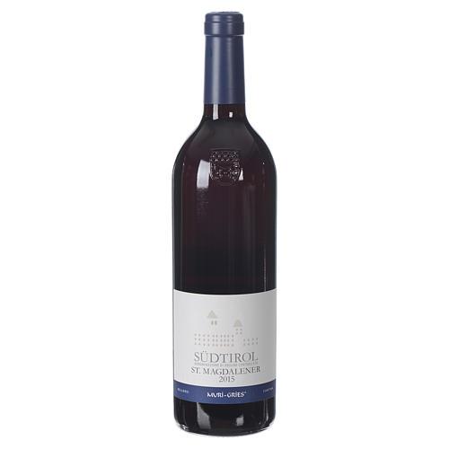 Vino S. Maddalena DOC 2015 Abbazia Muri Gries 750 ml 1