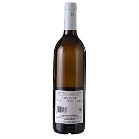 Silvaner DOC white wine Muri Gries Abbey 2020 s2