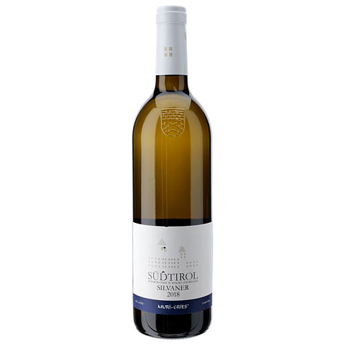 Silvaner DOC white wine Muri Gries Abbey 2018 1