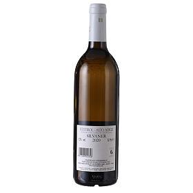 Vino Silvaner DOC 2020 Abadía Muri Gries 750 ml s2