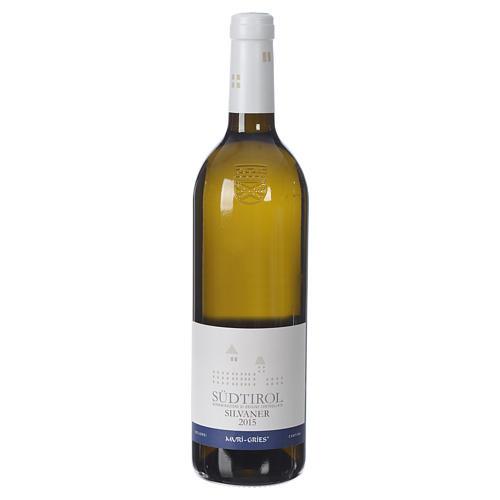 Vino Silvaner DOC 2015 Abadía Muri Gries 750 ml 1
