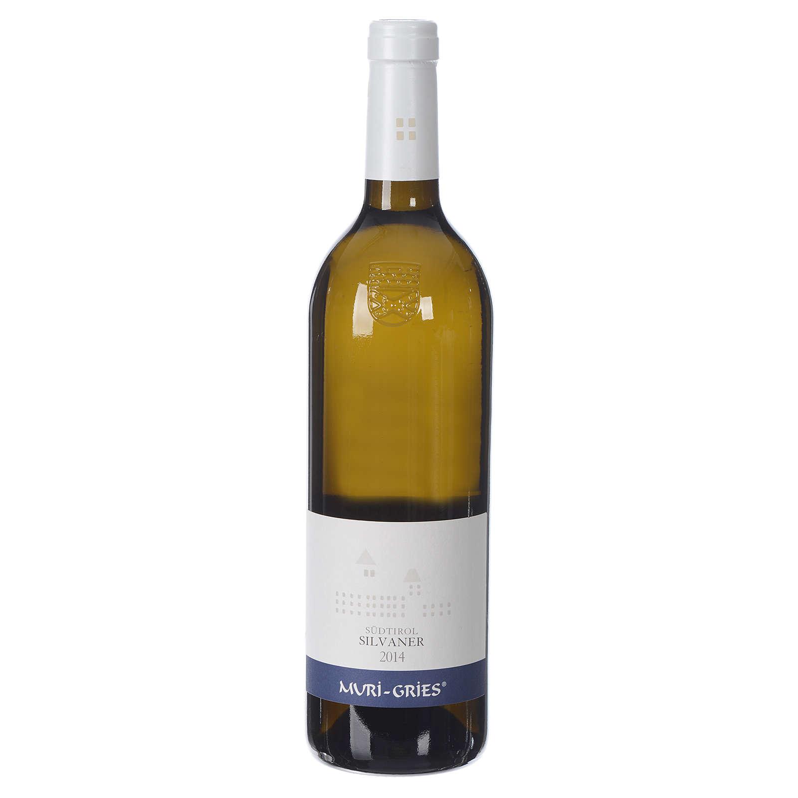 Silvaner DOC white wine Muri Gries Abbey 2014 3