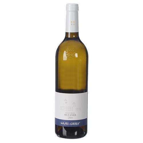Silvaner DOC white wine Muri Gries Abbey 2014 1